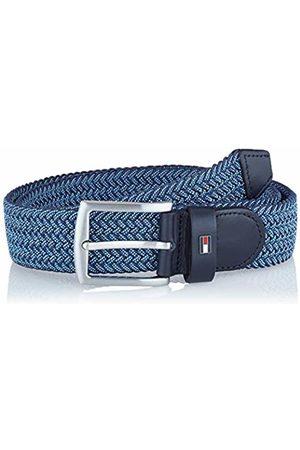 Tommy Hilfiger Men's Denton Two Tone Elastic 3.5 Belt