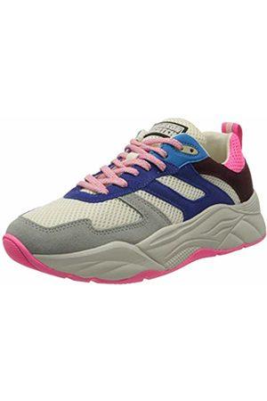 SCOTCH & SODA FOOTWEAR Women's Celest Low-Top Sneakers, ( Multi S651)