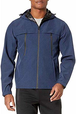 Peak Velocity Waterproof Full Zip Rain Jacket