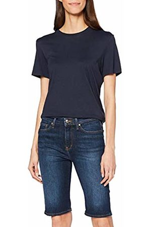 Tommy Hilfiger Women's Venice Slim Bermuda RW ABS Jeans, (Absolute 1Bm)