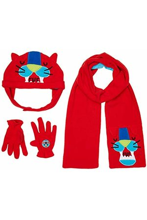 Tuc Tuc Boy's 50328 Scarf, Hat & Glove Set