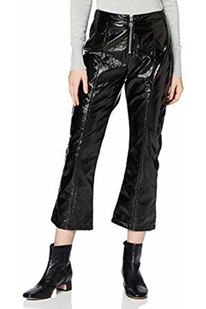 FIND Women's Vinyl-look Trouser