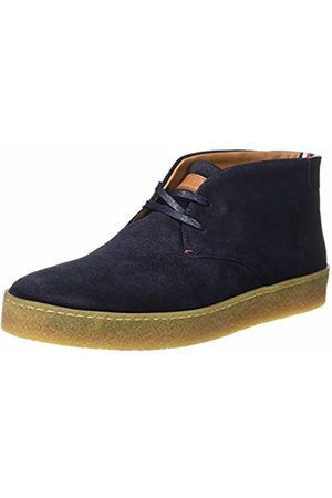 Tommy Hilfiger Men's L2285ogan 2b Low-Top Sneakers, (Midnight)