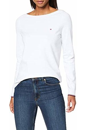 Tommy Hilfiger Women's New Ivy Boat-NK SWTR LS Sweatshirt