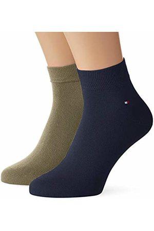 Tommy Hilfiger Th Men Quarter 2p Calf Socks