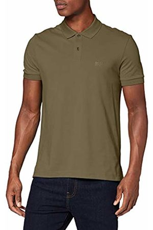 HUGO BOSS Men's Piro Polo Shirt, Dark 303