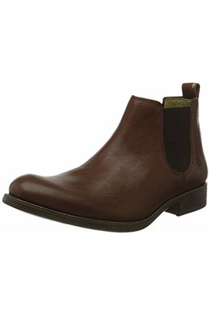 Fly London Men's MEZO559FLY Chelsea Boots, (Cognac 007)