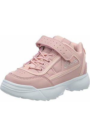 Kappa Girls' Rave Nc Kids Low-Top Sneakers