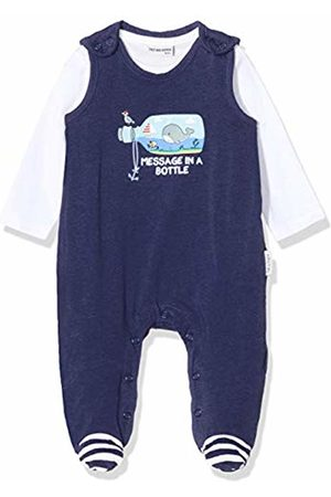 Salt & Pepper Baby Boys' Mit Maritimen Druck Footies