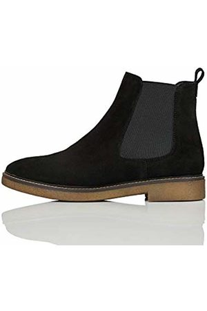 FIND Gumsole Chelsea Boots, ( Suede)