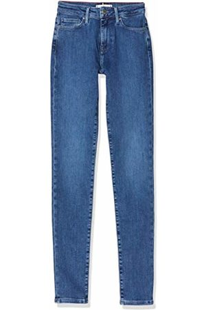 Tommy Hilfiger Women's Venice Slim RW Straight Jeans