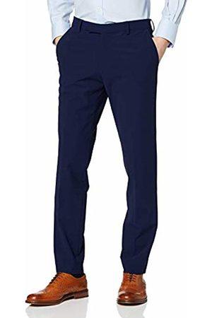 Pierre Cardin Men's Rich-Ff Suit Trousers