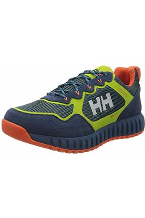 Helly Hansen Men's Monashee Ullr Ht Low Rise Hiking Boots, (North Sea /Azid Lime 000)