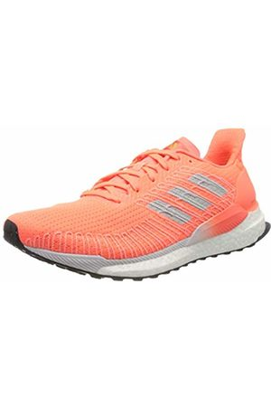 adidas Women's Laufschuhe-eh3502 Cross Country Running Shoe, Sigcor/Dshgry/Goldmt