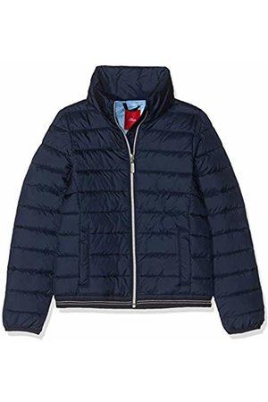s.Oliver Girl's 76.899.51 1/337 Jacket, (Dark 5952)