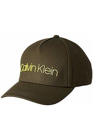 Calvin Klein Men's Sliver Contrast Trucker Baseball Cap