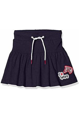 Salt & Pepper Girl's Rock Short Pferde Applikation Mit Pailletten Skirt