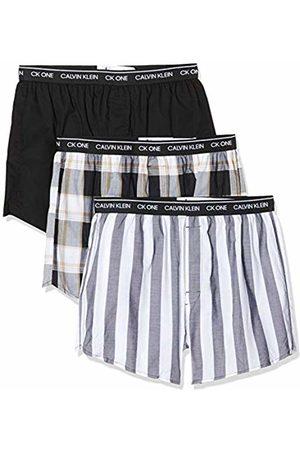 Calvin Klein Men's Slim FIT Boxer 3PK Shorts