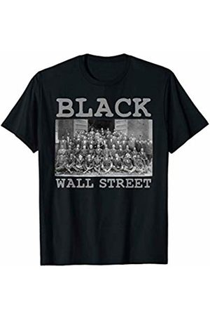 Black History Month Is Every Month African American Business Black History Black Wall Street T-Shirt