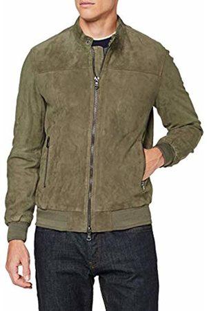 Sisley Men's Giubbotto Denim Jacket