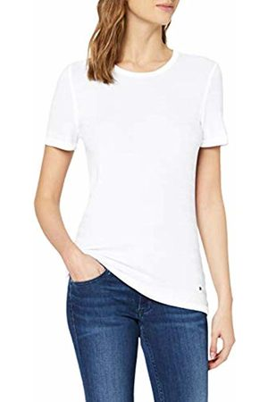 Tommy Hilfiger Women's TH ESSENTIAL SKINNY RIB TEE SS Sports Knitwear