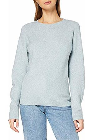 Vero Moda Women's Vmdoffy Ls O-Neck Blouse Color Jumper