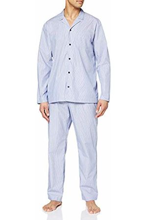 HUBER Men's Pyjama Lang Gekn. Pajama Set