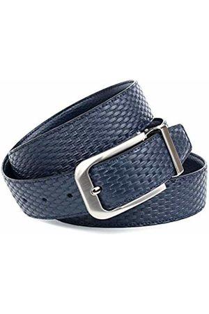 Anthoni Crown Men's Ledergürtel Belt