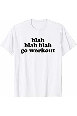 GYMCO Workout T-Shirts Funny Sarcastic Workout Saying Gym Burpees Exercise Fitness T-Shirt