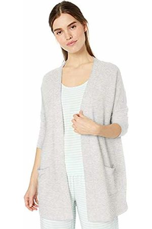 Amazon Lightweight Lounge Terry Open-front Cardigan Pajama Top