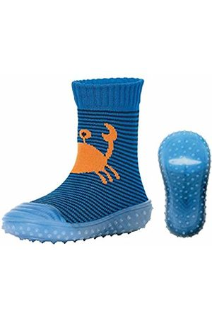 Sterntaler Baby Boys' Adventure-socks Krabbe Calf