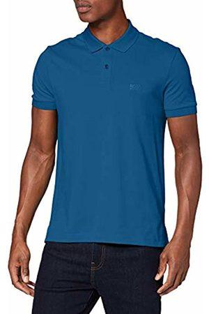 HUGO BOSS Men's Piro Polo Shirt, (Bright 434)