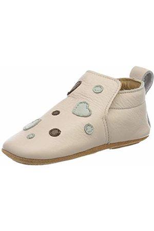 Haflinger Baby Girls' Lauflernschuh Queenie Slippers, (Rose 24)
