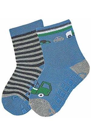 Sterntaler Boy's Abs-söckchen Dp Abschlepper Calf Socks