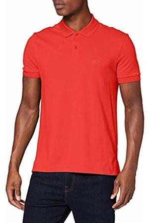 HUGO BOSS Men's Piro Polo Shirt, (Bright 620)