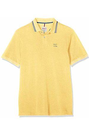 HKT by Hackett London Men's Hkt 3 Pique Pl Polo Shirt