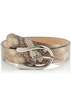 Brax Women's Ledergürtel Snake Belt