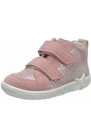 Superfit Baby Girls' Starlight Trainers, (ROSA 55)