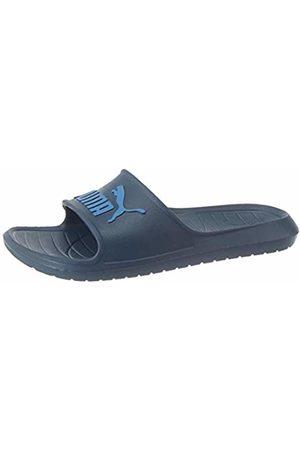 Puma Unisex Adult's DIVECAT V2 Beach & Pool Shoes, (Dark Denim-Palace 12)