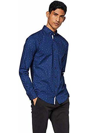 HUGO BOSS Men's Mabsoot Casual Shirt