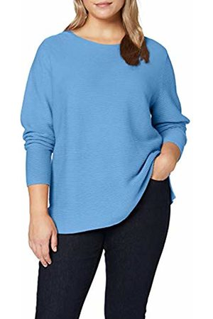 TOM TAILOR MY TRUE ME Women's Ottoman Pullover Sweater
