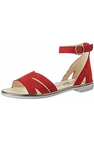 Fly London Women's CAMO005FLY Ankle Strap Sandals