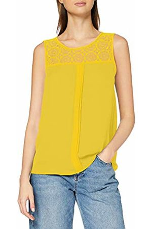 Only Women's Onlvenice S/L Lace Top Noos WVN Tank, Solar Power