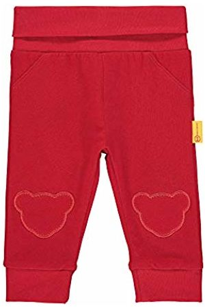 Steiff Baby Girls' Jogginghose Track Bottoms, (Tango 4008)