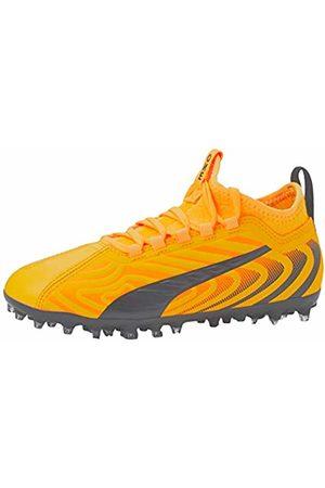 Puma Unisex Kid's ONE 20.3 MG JR Football Boots, (Ultra - Alert 01)