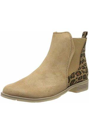 Marco Tozzi Women's 2-2-25305-34 Chelsea Boots, (Desert Comb 430)