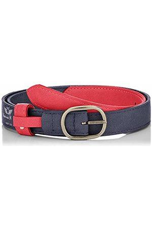 Fritzi aus Preußen Women's Jeans Mary, Weites Bein, 5-pocket, Komfortbund Belt Belt