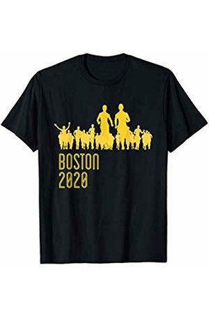 Boston Running and Marathon Shirts - 2020 2020 Boston Runner T-Shirt