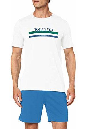 Marc O' Polo Men's M-LOUNGESET Crew-Neck Pyjama Sets