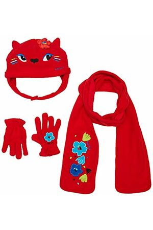 Tuc Tuc Girl's 50326 Scarf, Hat & Glove Set